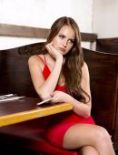 Scarlett Sage Waiting Tables